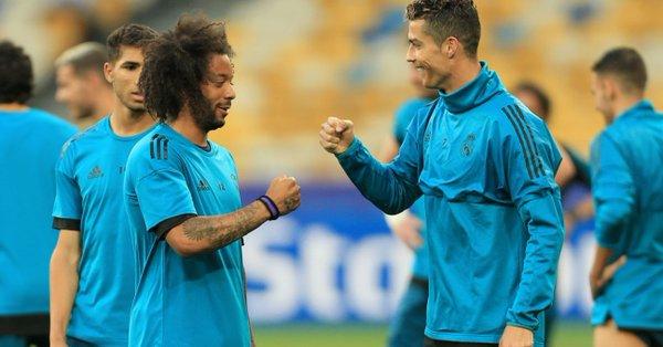 """Según el lateral del Real Madrid, el día de la final (ante Liverpool) Ronaldo le volvió a decir """"me voy"""" y """"se fue"""" del club"""