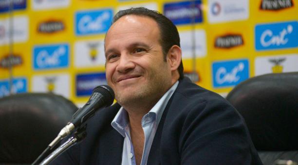 Francisco Egas habló sobre el 'golpe de estado' encabezado por Jaime Estrada