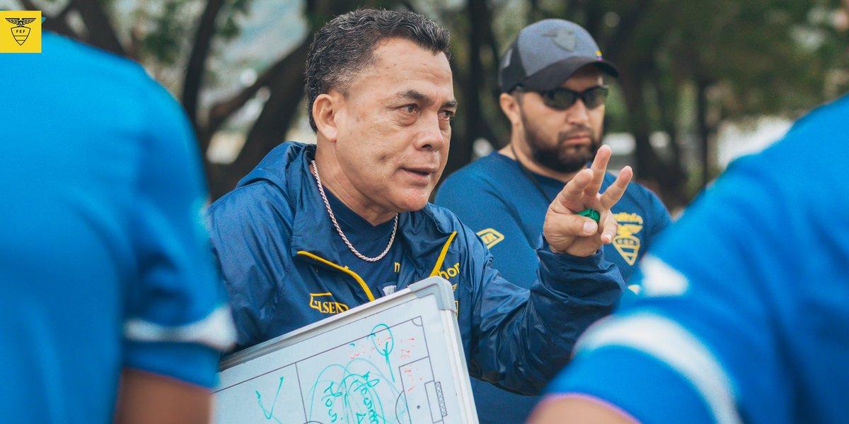 El técnico de los juveniles indicó los planes del equipo de cara al Mundial de Brasil
