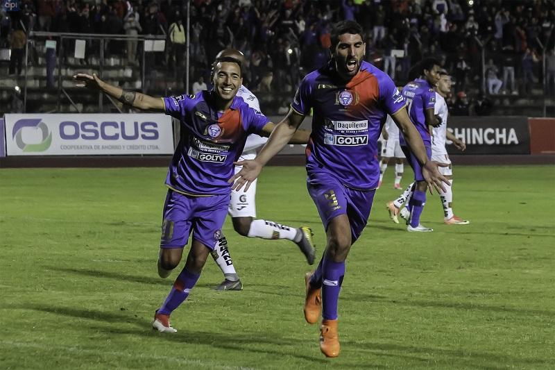 Los riobambeños superaron a Deportivo Cuenca y muestran que son la sorpresa del torneo
