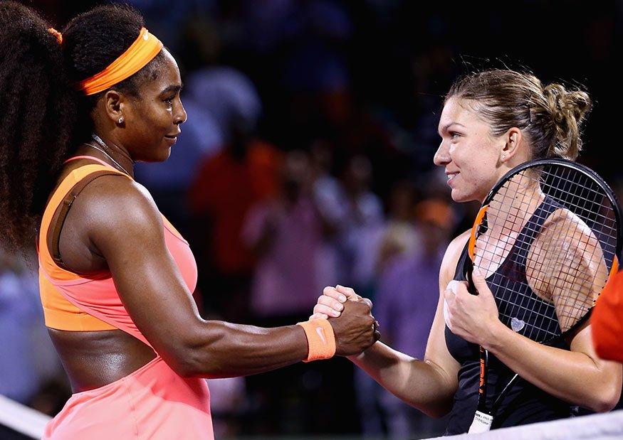 La rumana y estadounidense jugarán la final femenina en Wimbledon