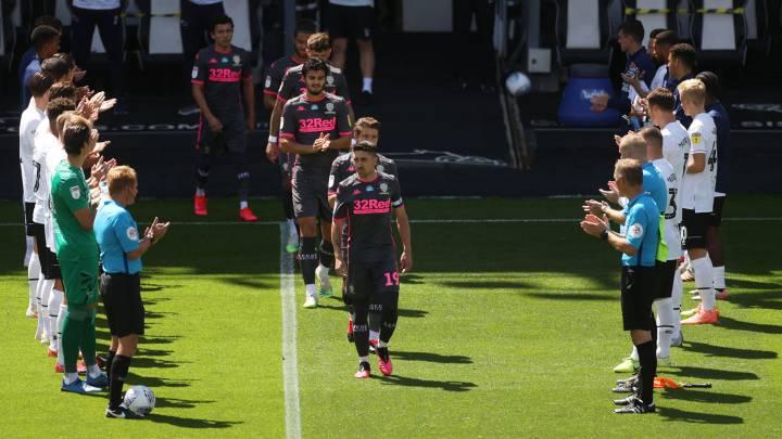 Los ingleses celebraron con una nueva victoria, a una fecha del final del torneo