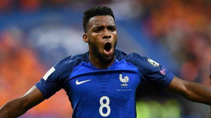 Lemar, de 22 años, es uno de los jugadores más talentosos de la nueva hornada de futbolistas franceses
