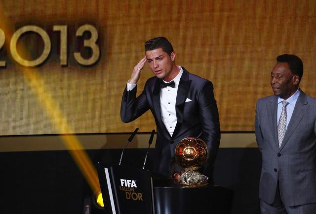 """El brasileño indicó que Cristian Ronaldo """"es el más estable, lleva 10 años así"""""""