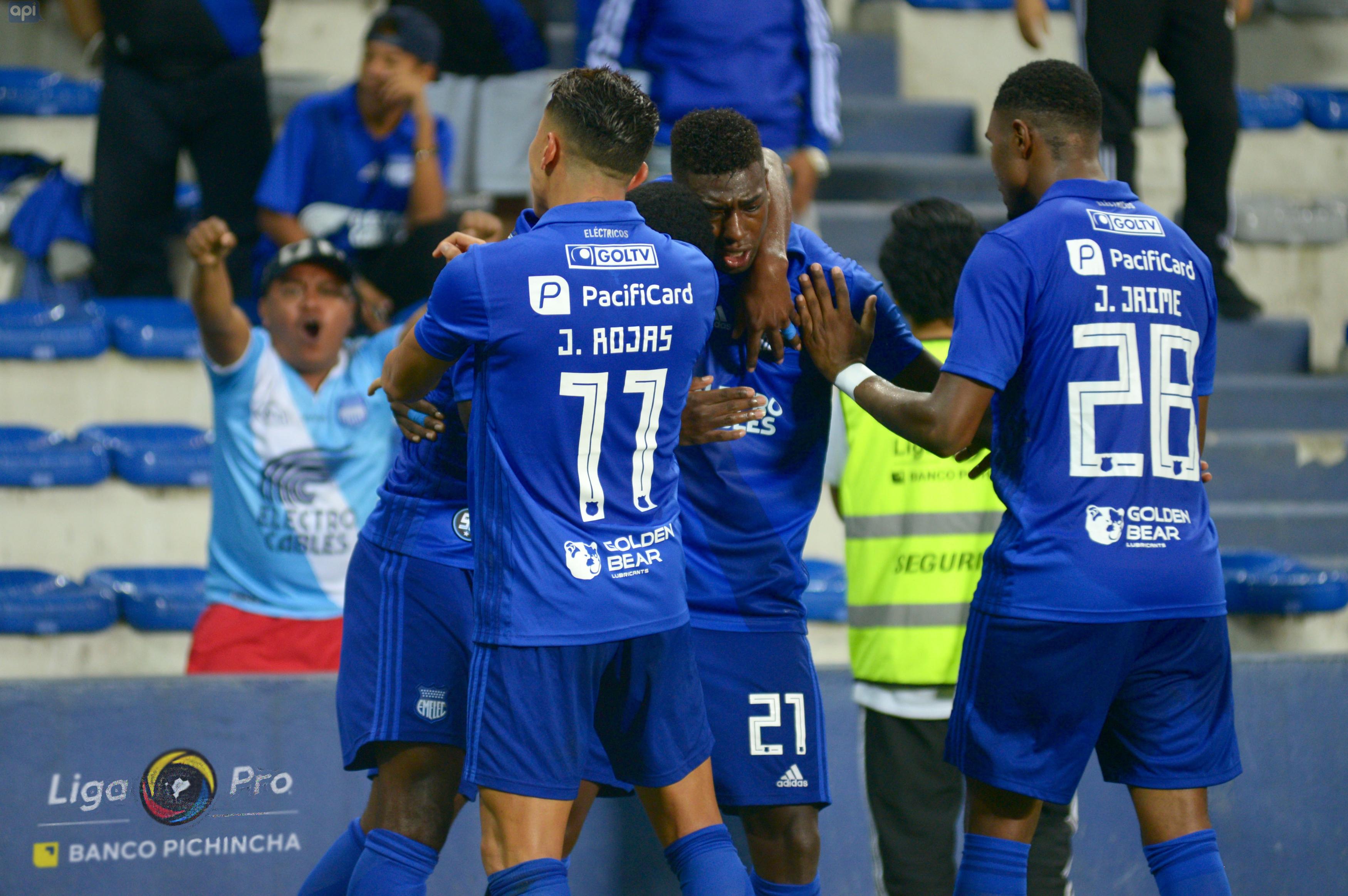 Liga de Quito y Emelec recibieron sanciones económicas, mientras que cuatro jugadores no tendrán acción la siguiente jornada