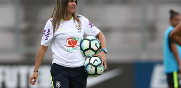 La estratega será presentada el jueves. Antes dirigió a las selecciones sub 15, 17 y absoluta de Brasil