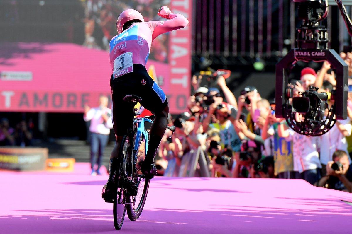 El Giro saldrá fuera de Italia por decimocuarta vez en su historia y Hungría será el país que protagonice su lanzamiento