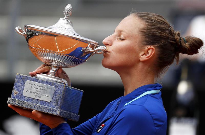 La checa alcanzó su segundo título de la presente temporada