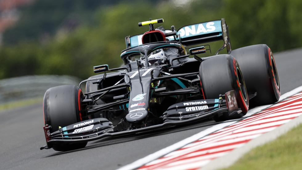 Los Mercedes marcan el ritmo, mientras Ferrari no se recupera