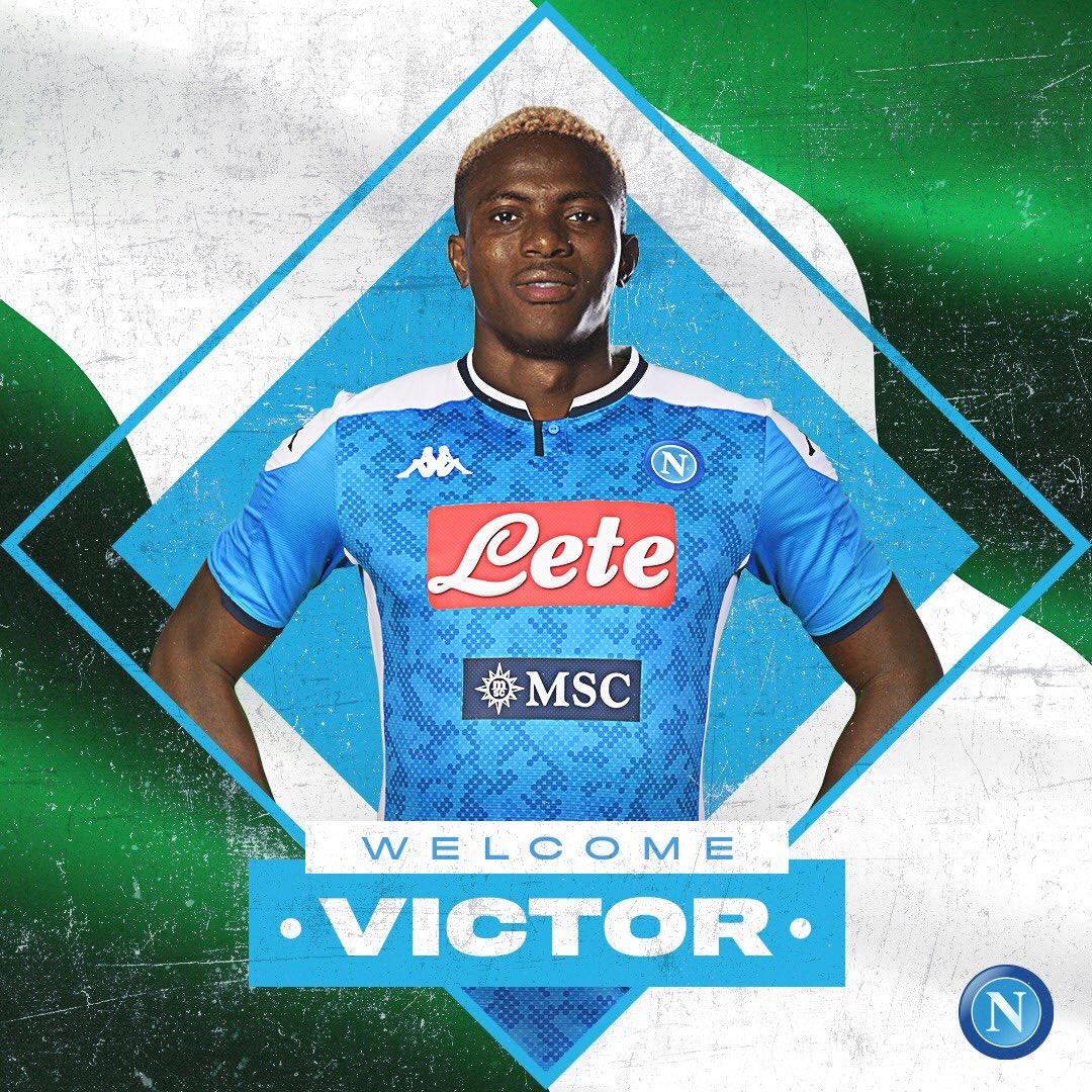 El internacional nigeriano viene de hacer una gran temporada en Francia