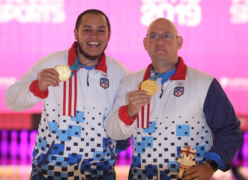 Como consecuencia, Jean Pérez hace que la dupla puertorriqueña pierda el oro, el que pasa a Estados Unidos, Colombia logra plata y México el bronce