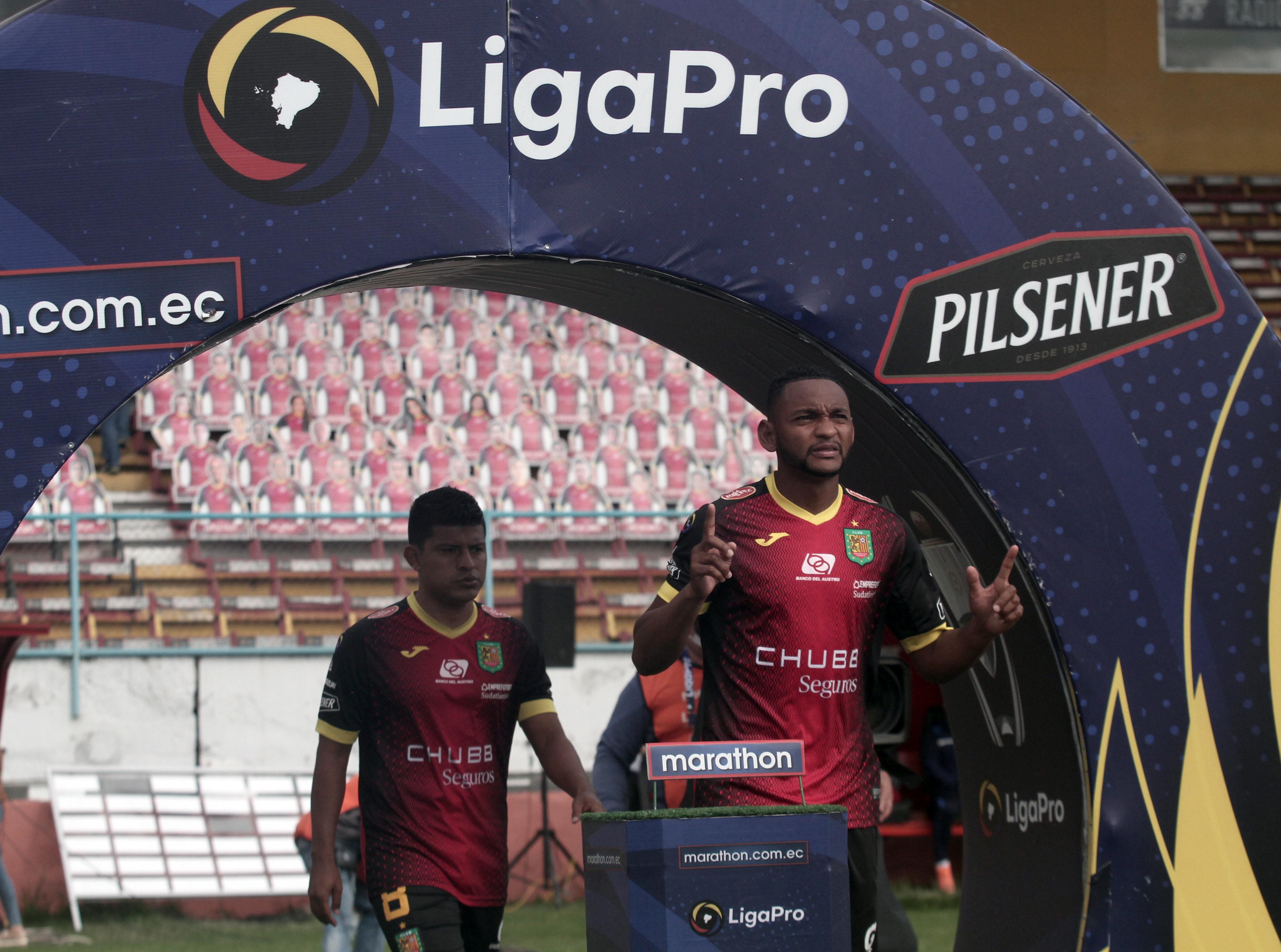 Los volantes se sumaron a la pretemporada de Deportivo Cuenca