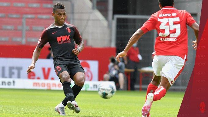 Asistencia del ecuatoriano, Carlos Gruezo, quien jugó 78 minutos
