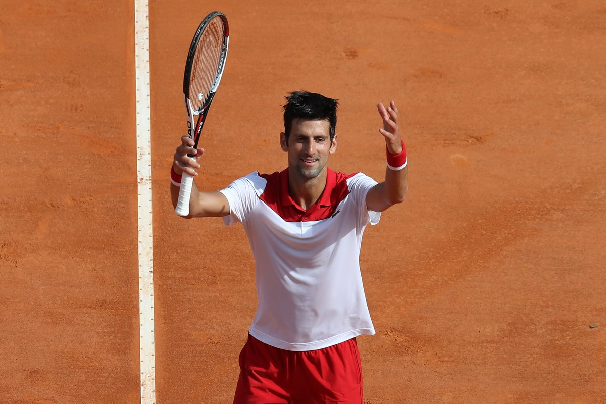 El serbio consiguió su primer triunfo en un Masters 1.000 en este 2018