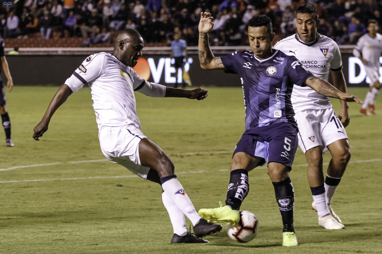 Cristhian Martínez Borja se refirió a la derrota alba ante Flamengo