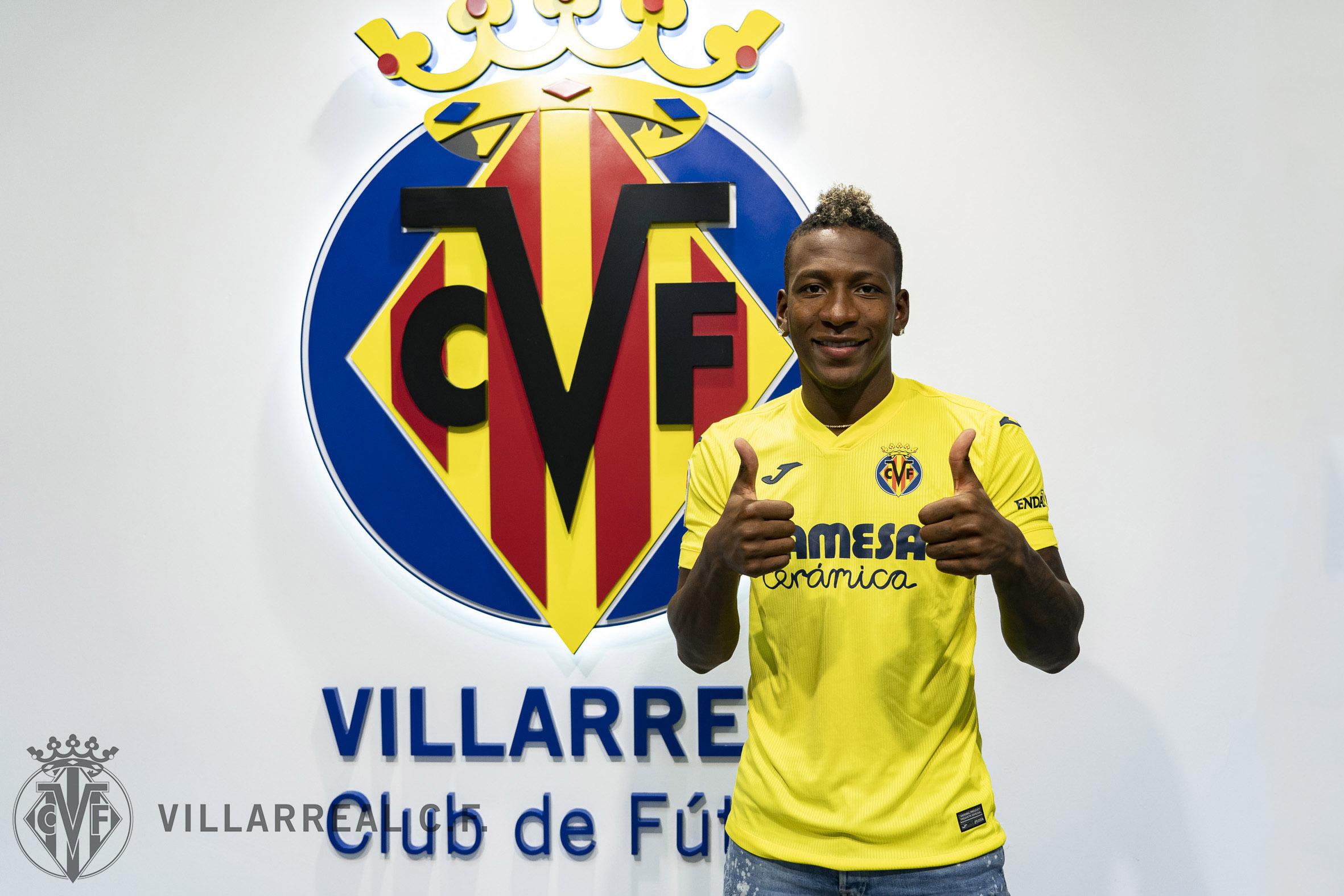 Pervis Estupiñán dio sus primeras palabras como nuevo jugador del Villarreal