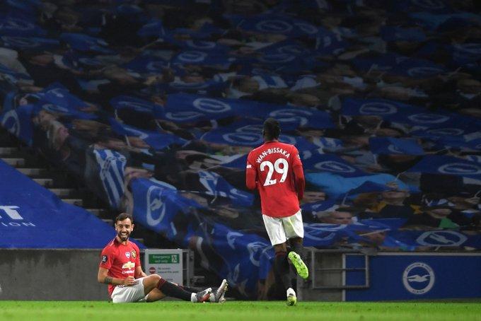 Los 'Diablos Rojos' acudieron al Amex Stadium para seguir acercándose a la Liga de Campeones y sacudieron al Brighton en una gran actuación coral