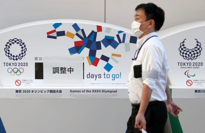 """""""Cada 40 años hay unos Juegos 'malditos', eso es un hecho"""", lo dijo la semana pasada en el Parlamento nipón el viceprimer ministro de Japón"""