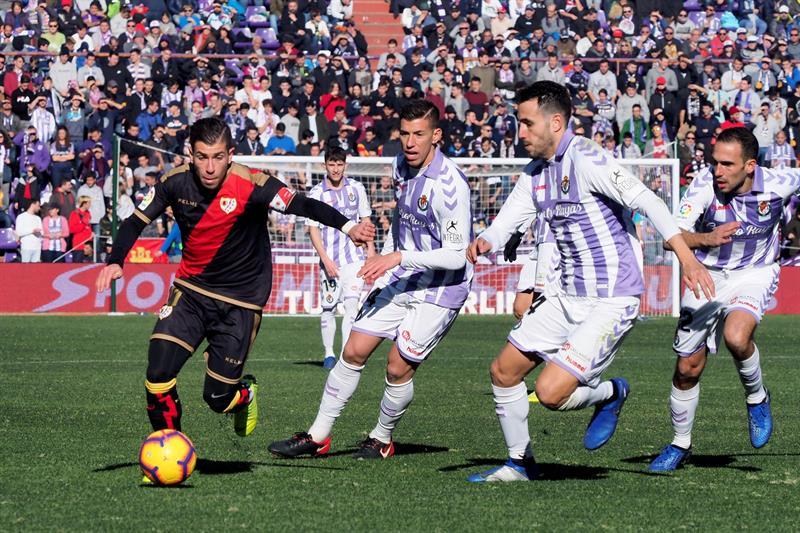 El ecuatoriano, que se sumó recientemente a su nuevo club, no fue considerado en la caída ante Rayo Vallecano