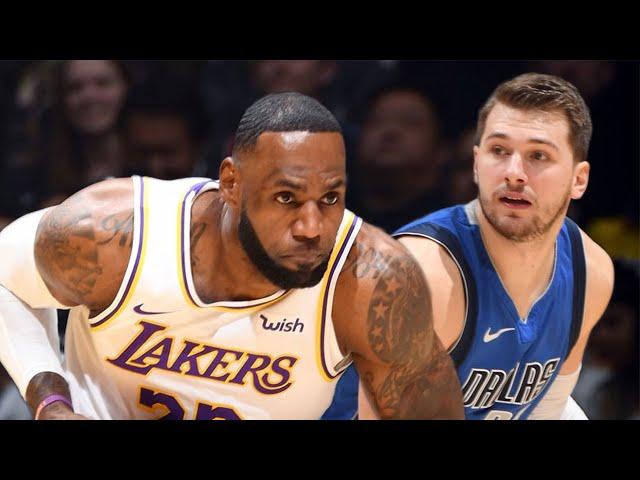 Se vivió un duelo con los dos mejores de la actualidad en la NBA