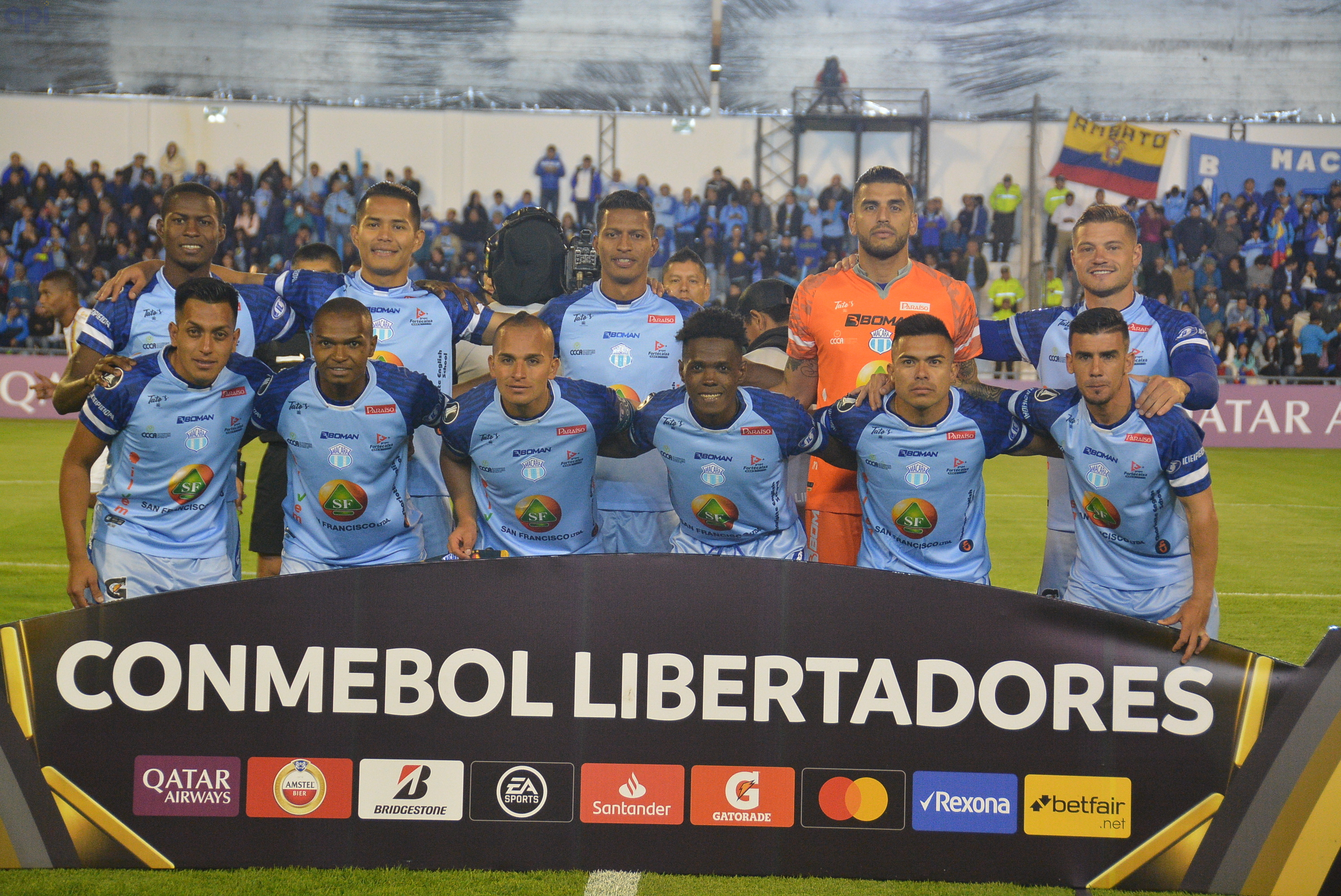 John Narváez lamentó la eliminación de Copa Libertadores y ya piensa en el debut de Macará en la LigaPro