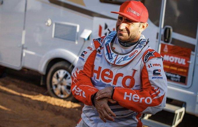 El piloto portugués falleció en un grave accidente durante la séptima etapa del rally