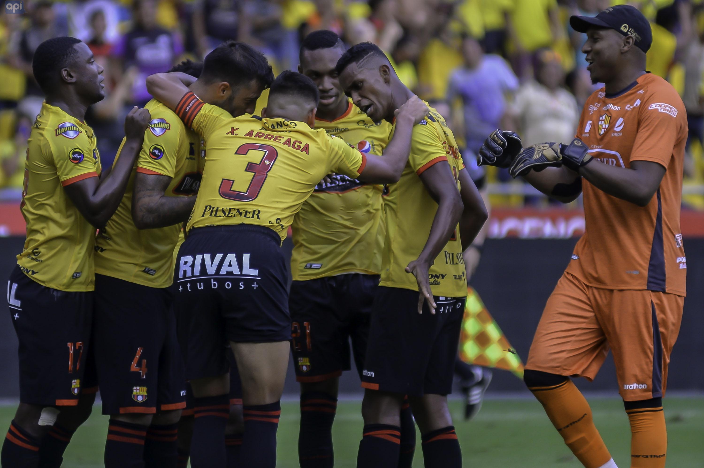 Máximo Banguera confía en la recuperación de Barcelona y sumar de a tres contra el 'Rodillo' en el Monumental