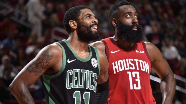 El escolta James Harden estuvo imparable y con 45 puntos lideró el ataque ganador de los Rockets, que se impusieron por 127-113 a los Celtics de Boston