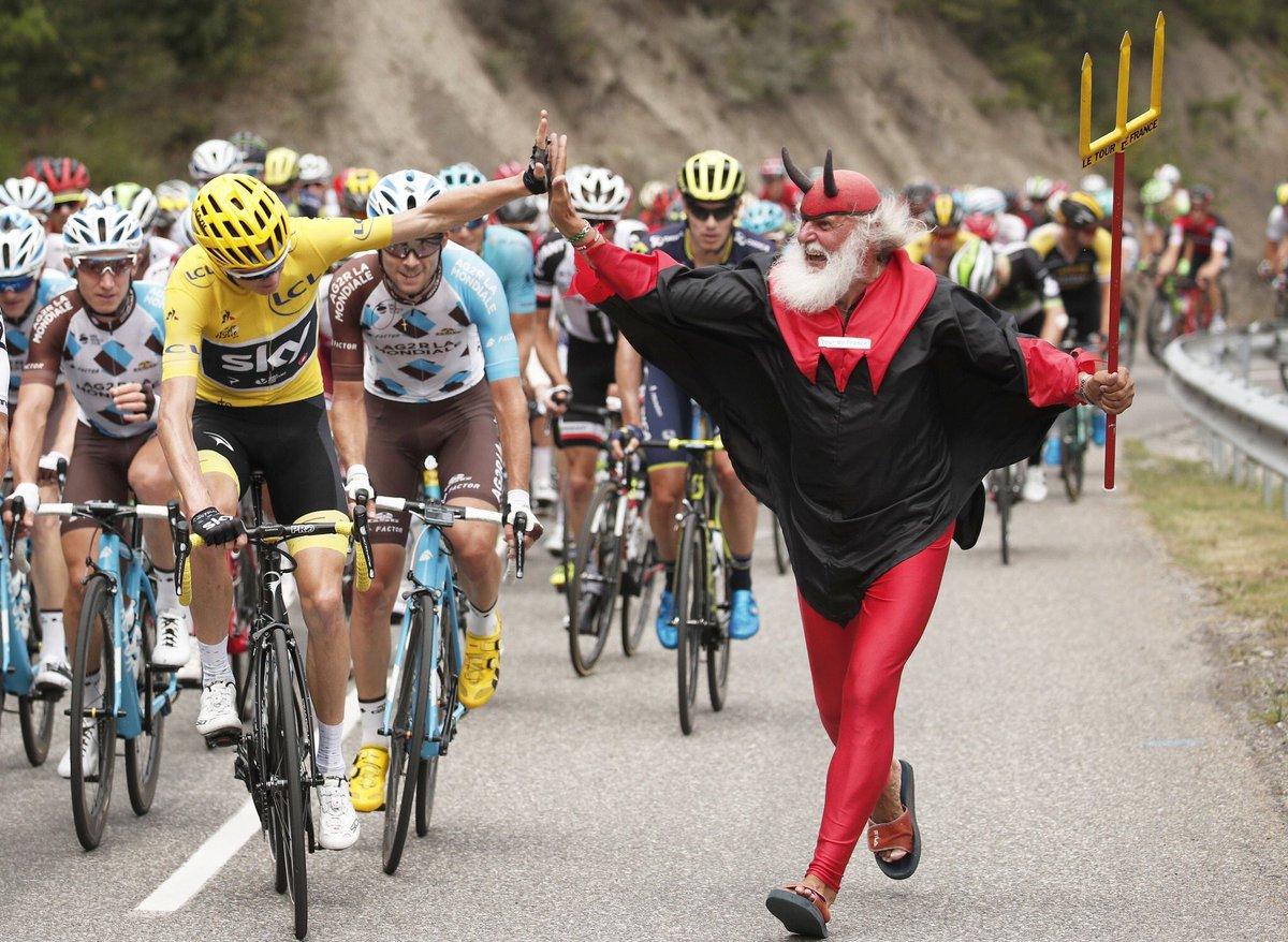 La última vez que el Tour de Francia visitó el país fue en el año 2016 y venció el holandés Tom Domoulin