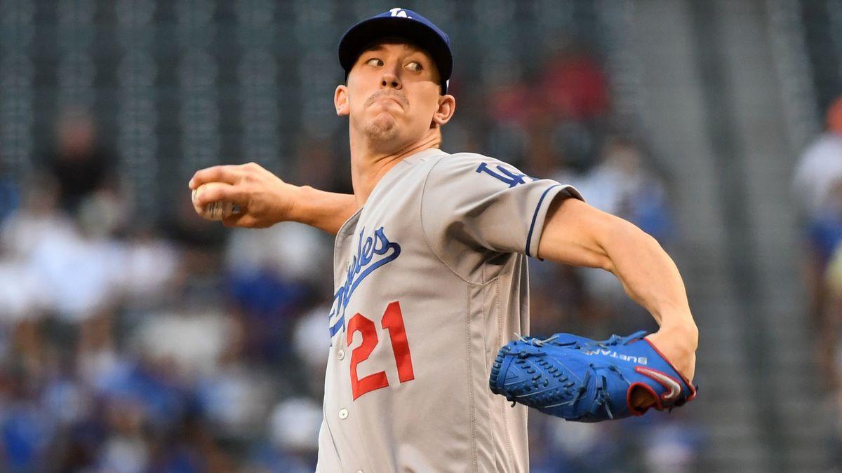 Los Dodgers, líderes de la División Oeste, hilvanaron su sexto triunfo consecutivo y mejoraron a una marca de 42-19