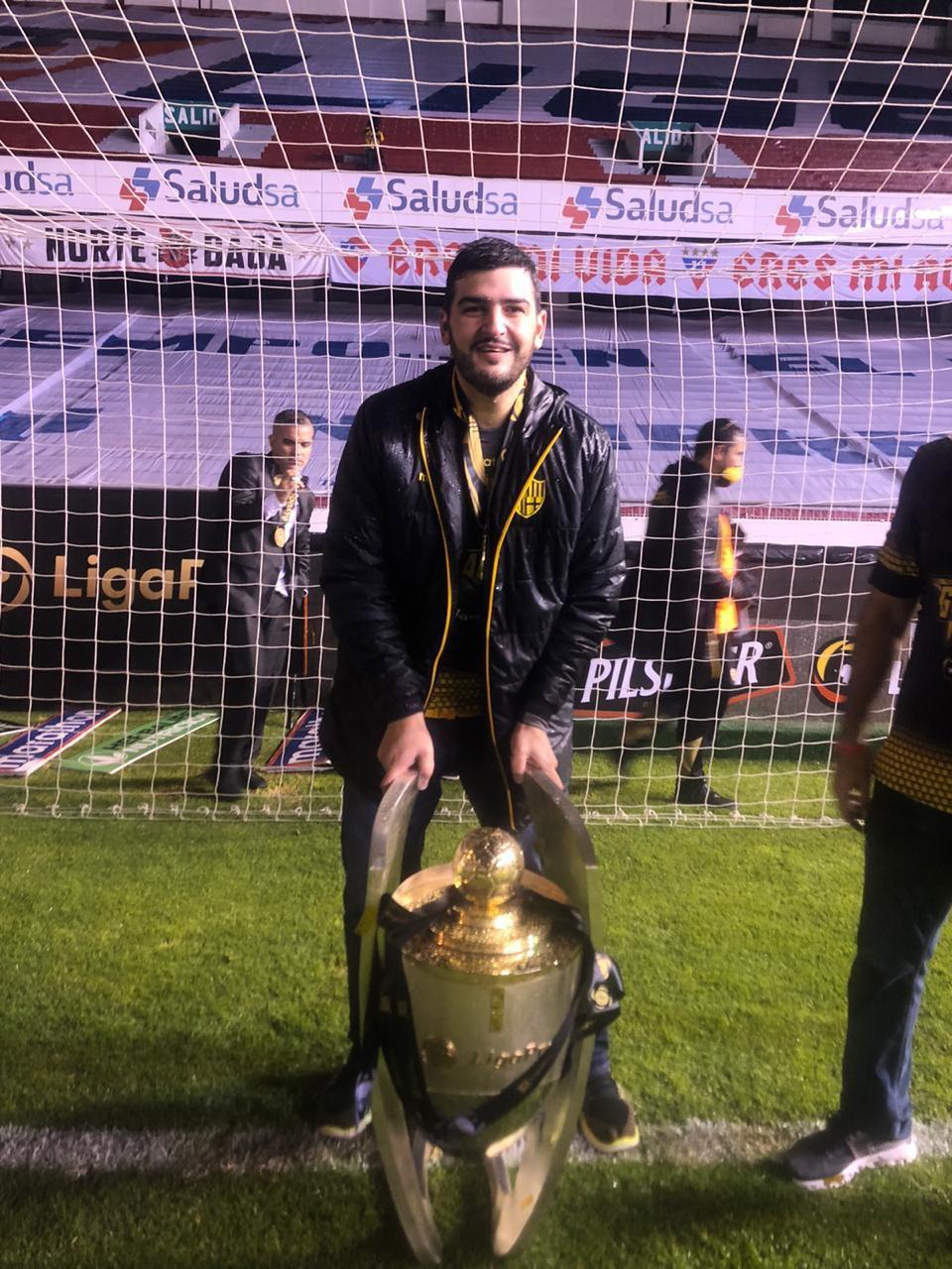 El presidente vitalicio de Mushuc Runa declaró que Barcelona fue campeón gracias a la ayuda de LigaPro