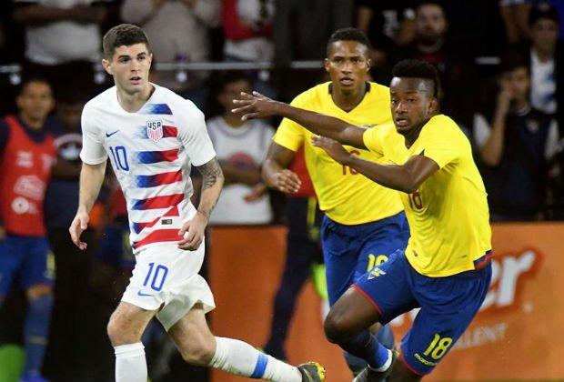 La Selección Ecuatoriana cae al casillero 59 y es penúltima entre los sudamericanos
