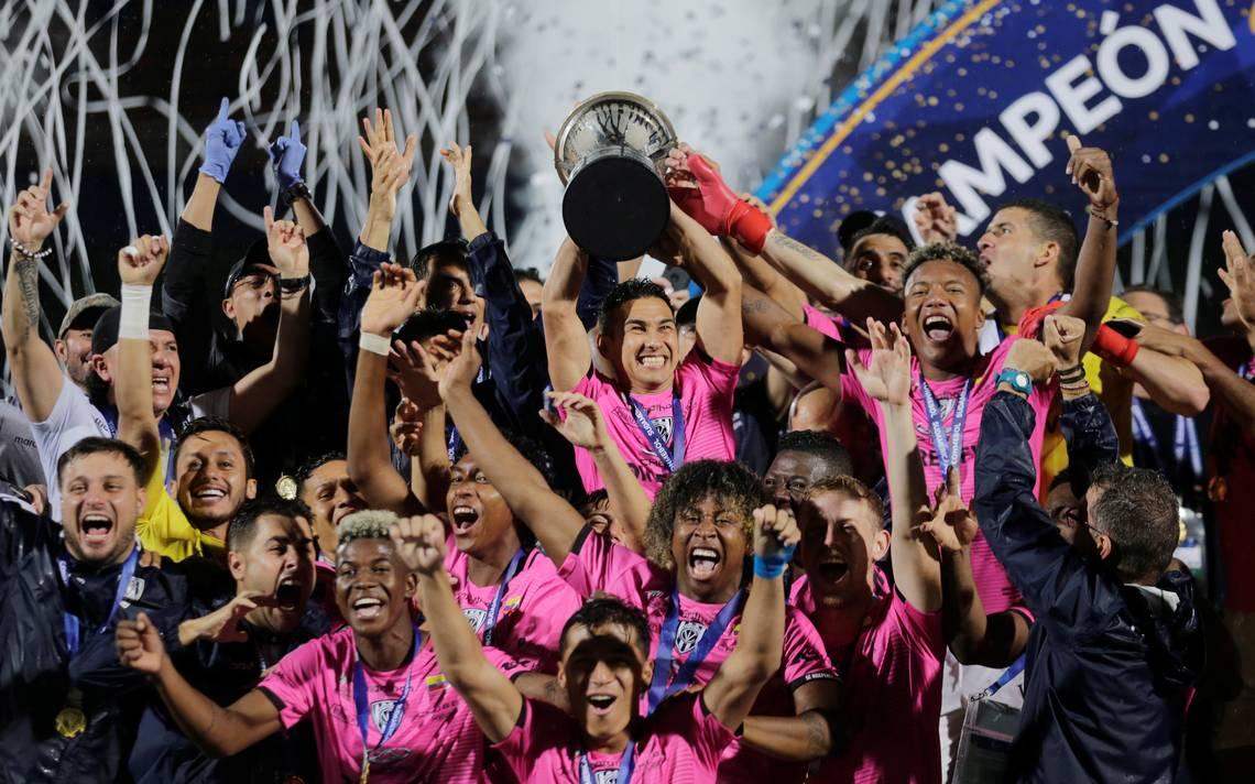 Independiente del Valle inicia la semana con los chequeos médicos y la mejor predisposición