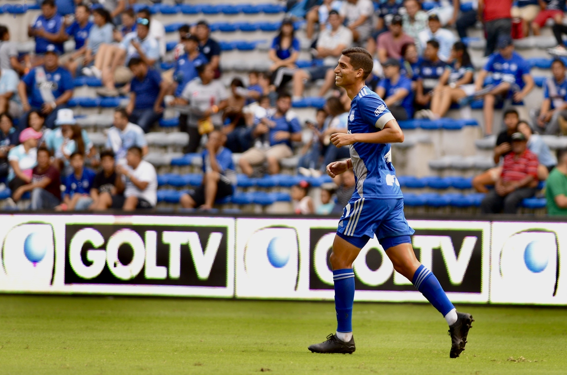 José Cevallos celebra su actualidad en el 'Bombillo' y apunta a la Selección Nacional