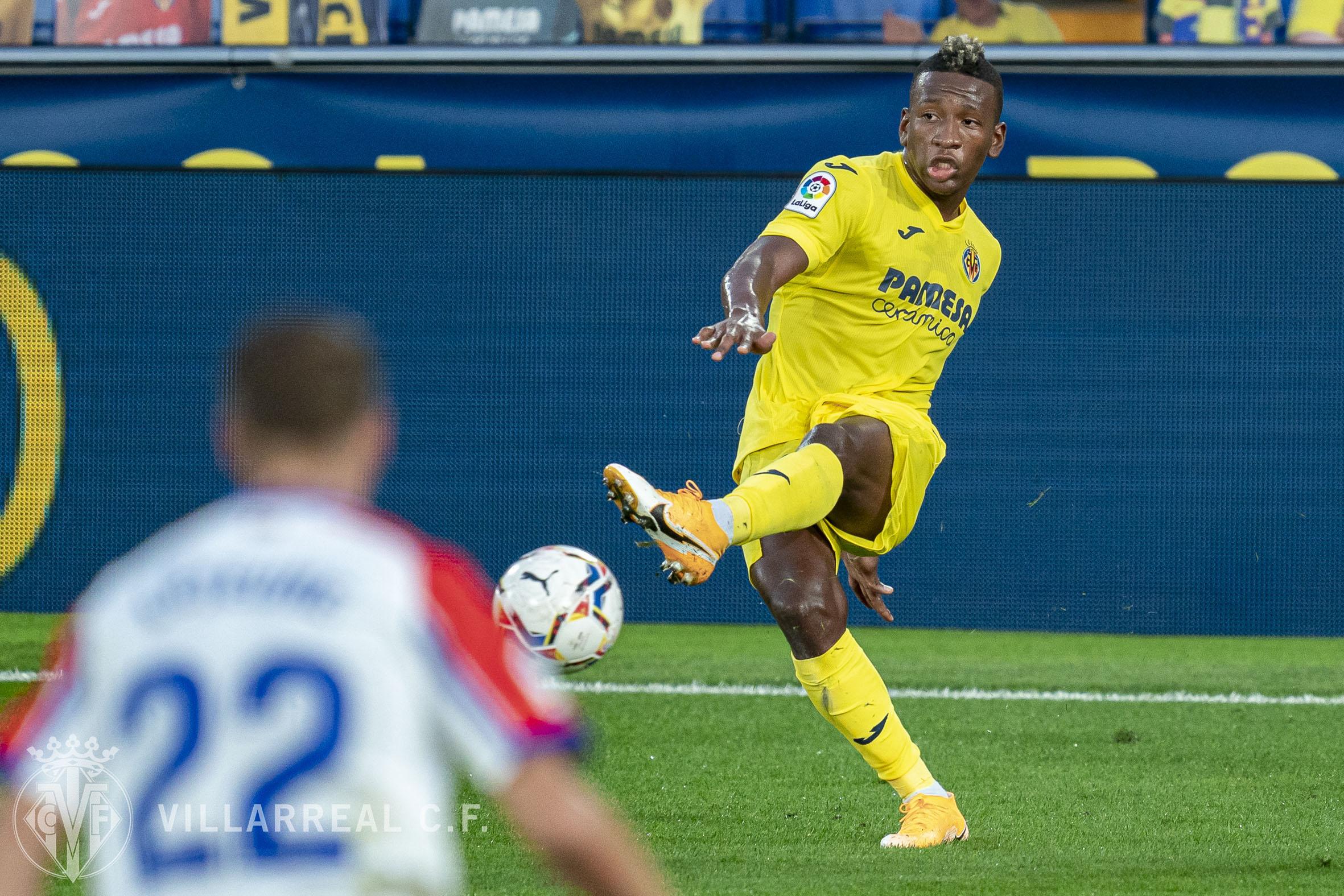Villarreal dio a conocer el parte médico del lateral, quien no completó el duelo entre Ecuador y Uruguay por un problema muscular