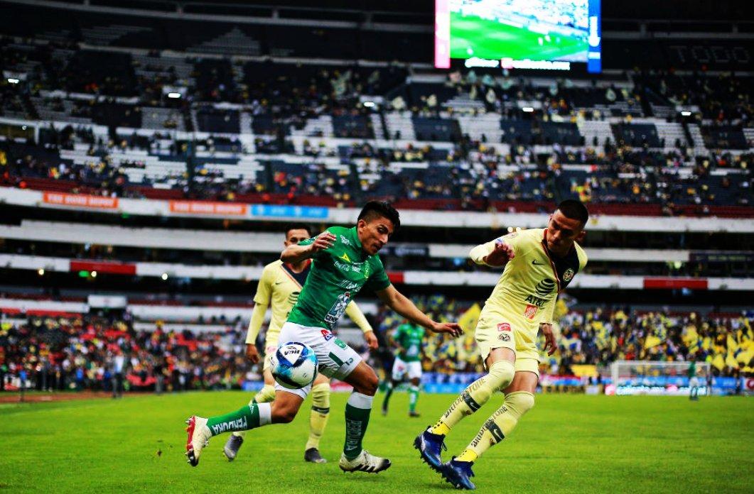 El ecuatoriano fue la figura de León en el triunfo sobre América
