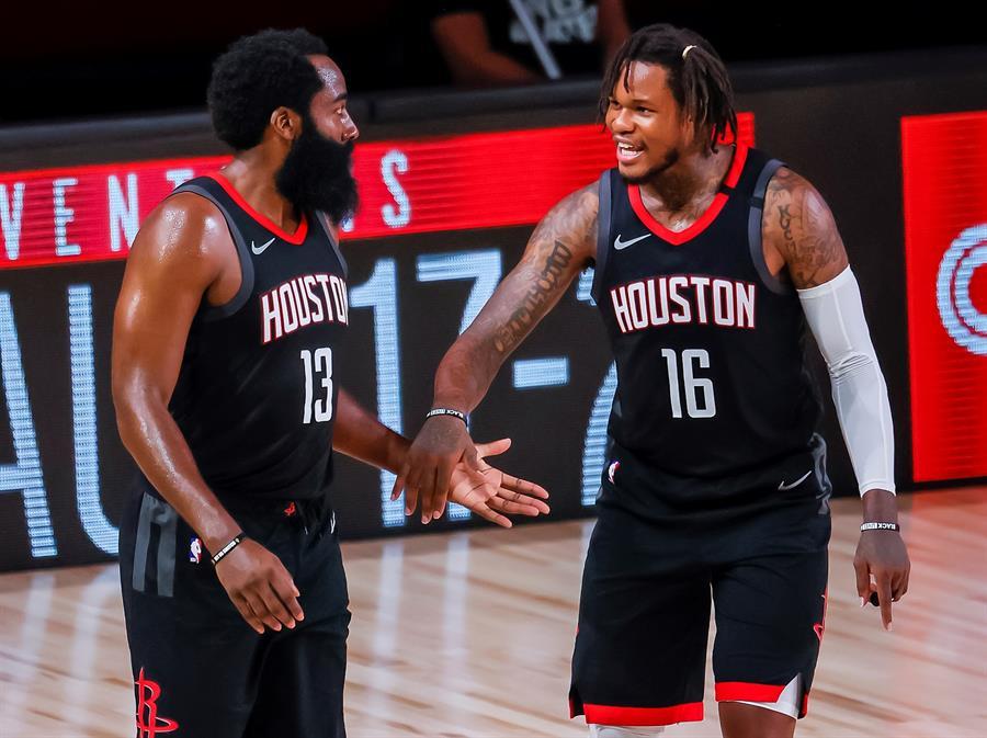 Resta poco para el fin de la temporada regular de la NBA en Orlando