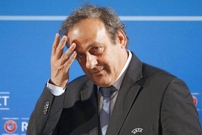 El expresidente de la UEFA alegó que la tecnología no resuelve los problemas de arbitraje sino que solo los mueve