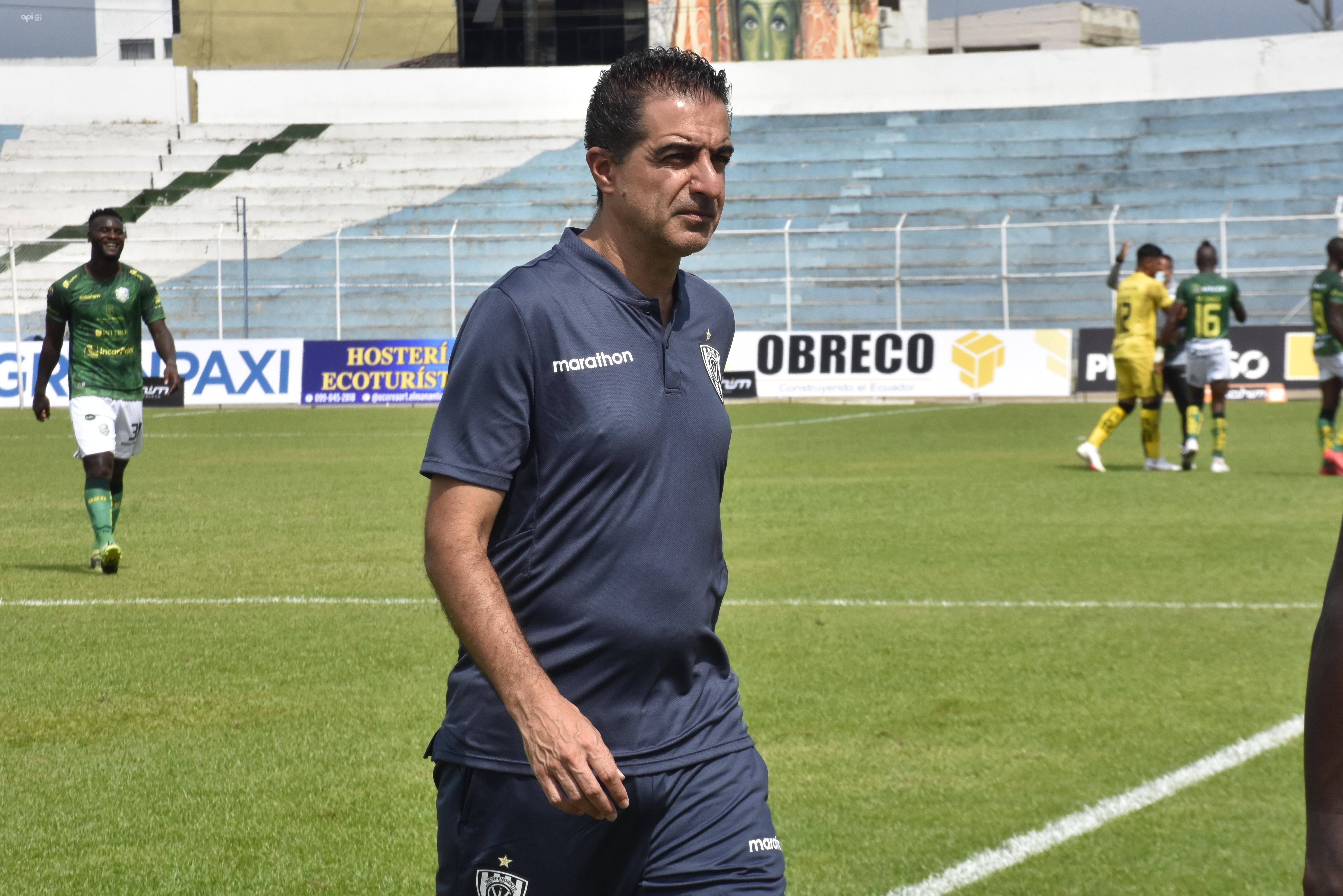 Renato Paiva se refirió a su debut con derrota ante Orense