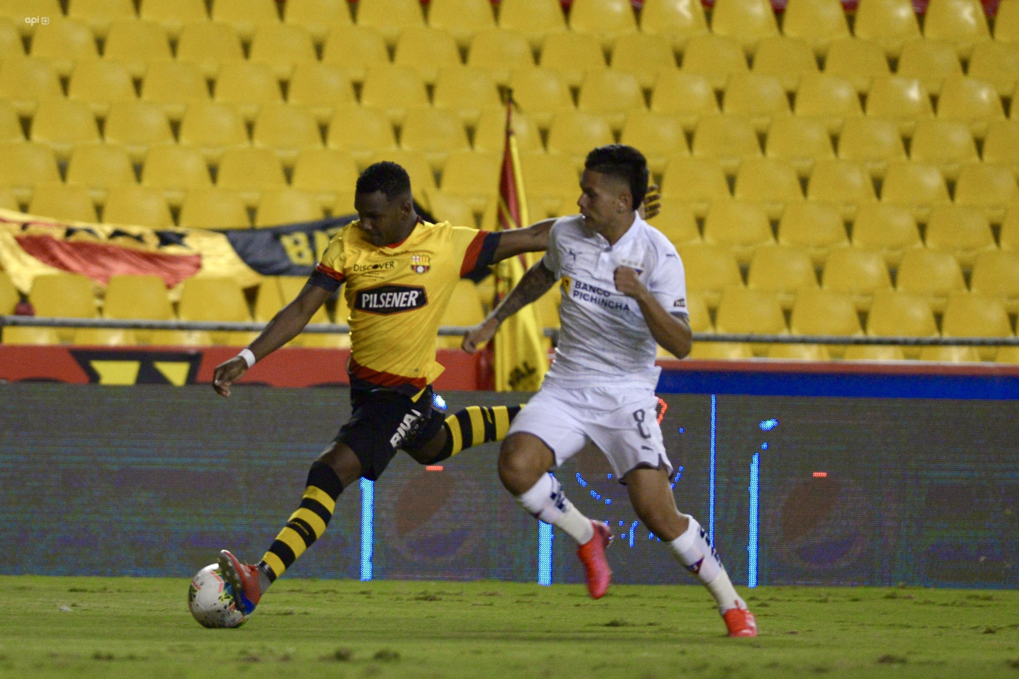 Jacinto Espinoza palpita lo que será la final entre Liga de Quito y Barcelona