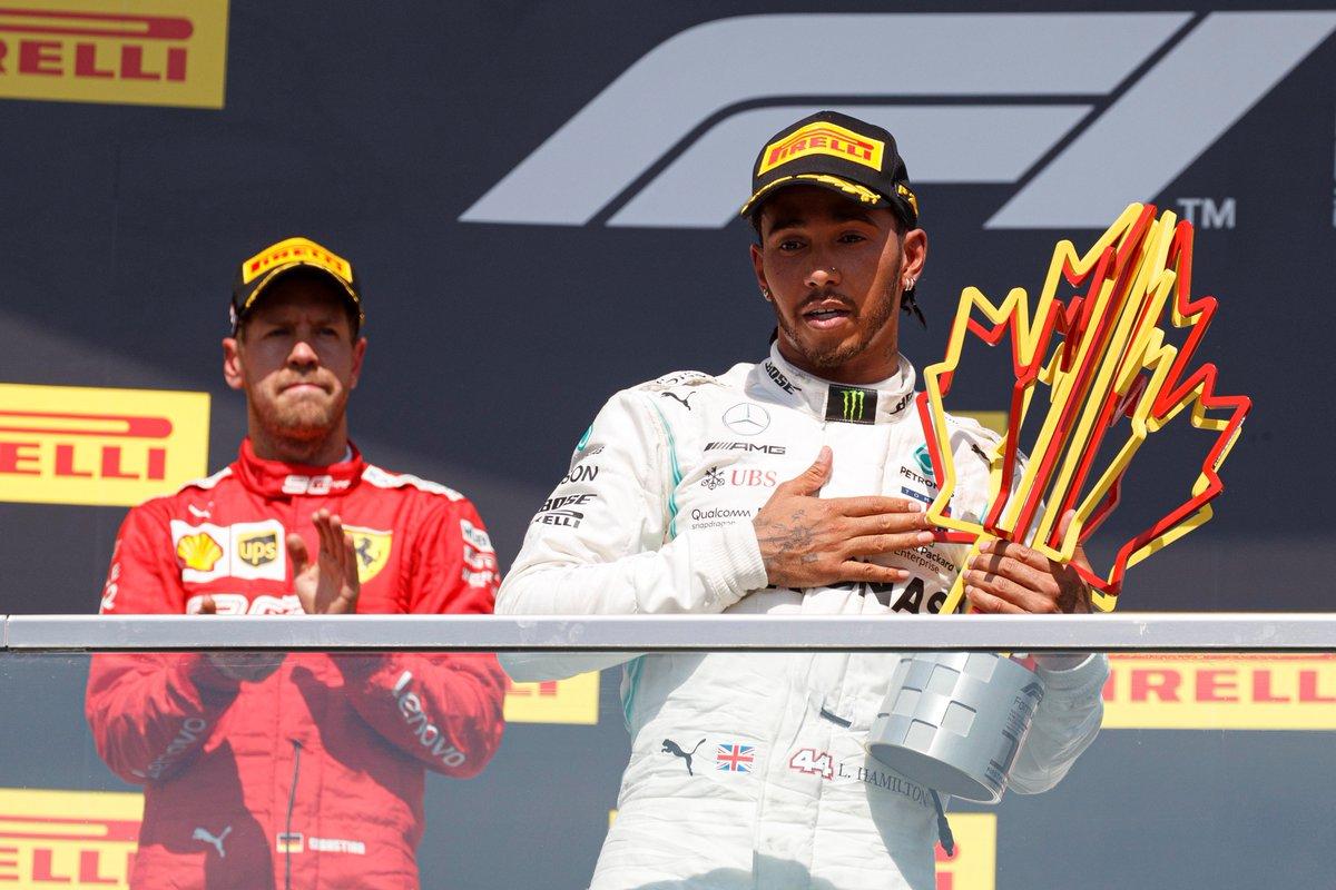 El capitán inglés de Mercedes, que firmó su quinta victoria del año, lidera ahora el Mundial con 162 puntos, 29 más que su compañero Valtteri Bottas