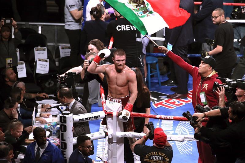 El mexicano no tuvo problemas para imponerse en una dura pelea