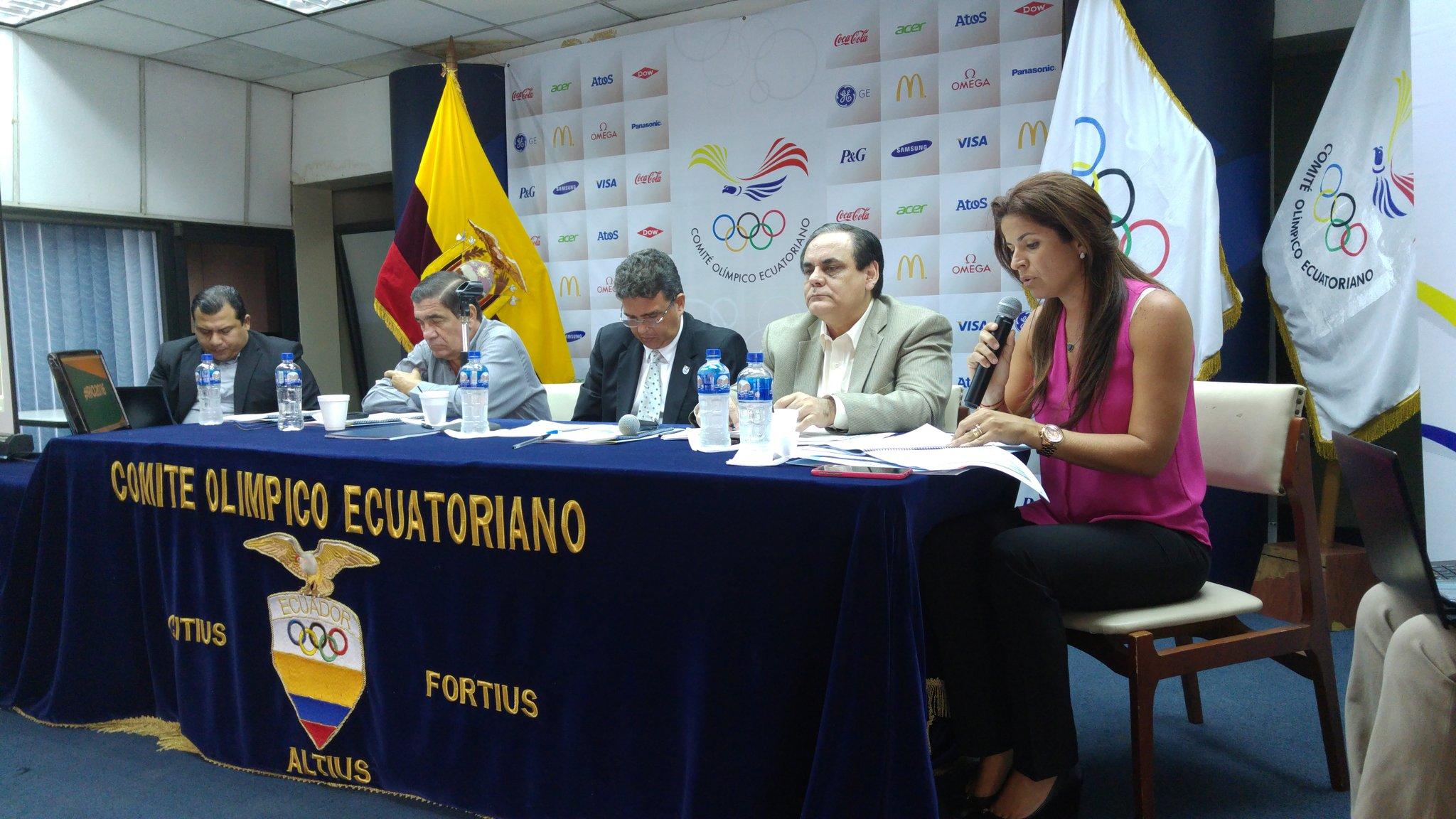El mensaje de la Secretaría del Deporte a los atletas ecuatorianos tras la suspensión de los Juegos Olímpicos de Tokio