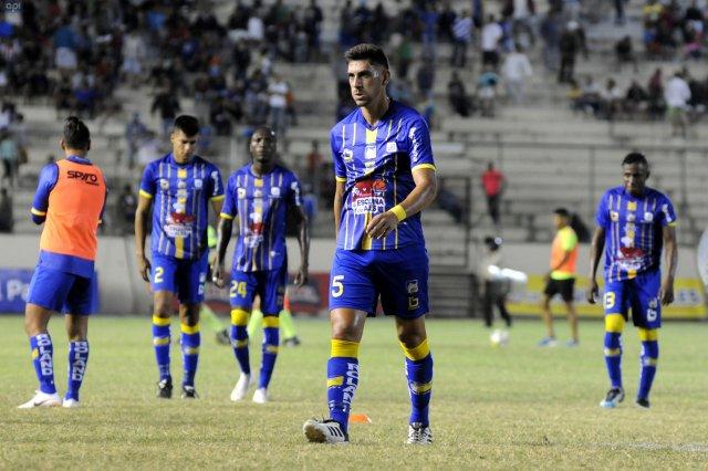 Bruno Piñatares admitió que hay interés de un club del Astillero y otro del exterior, pero que los manabitas son la primera opción para continuar su carrera