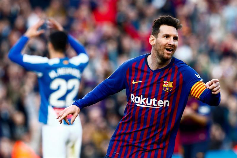 Leo Messi, Mosie Kean, Paco Alcácer y, muy a su pesar, Toby Alderweireld se convirtieron en los principales protagonistas del fin de semana en el Viejo Continente