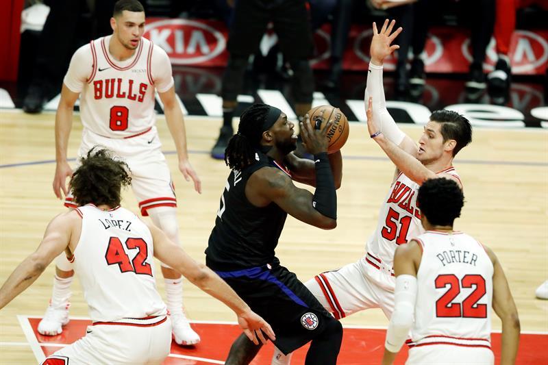 Entrando a la recta final de la temporada regular, no hay definiciones en la NBA