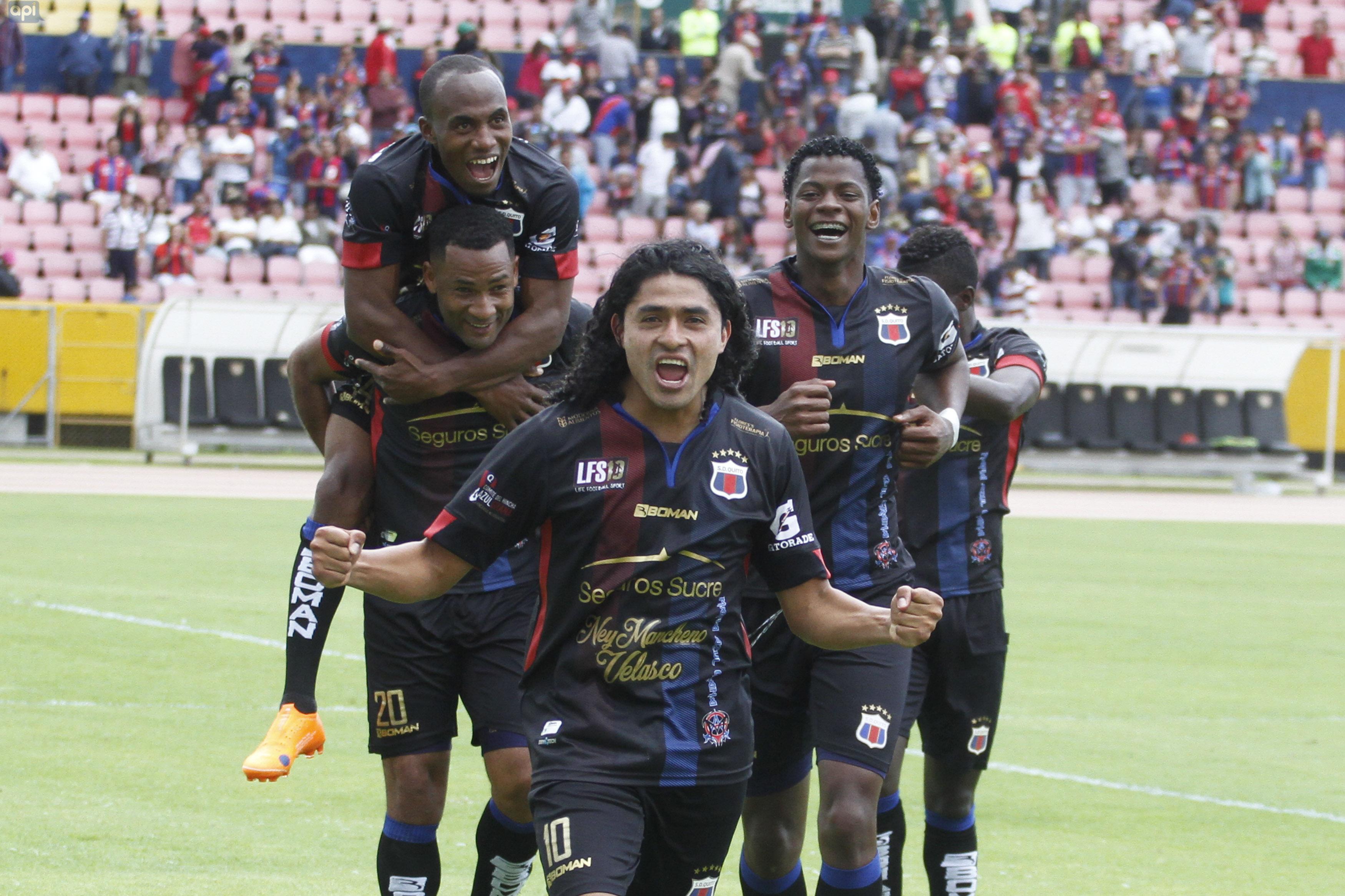 Pese a que Deportivo Quito descendió a la Amateur, su presidente menciona que el equipo buscará el ascenso en la cancha