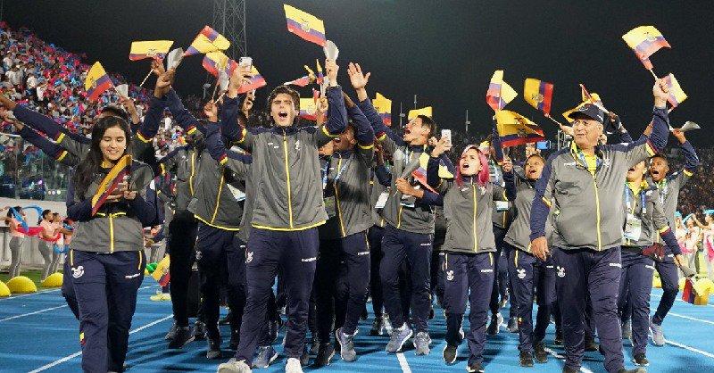 Esta cifra supone un récord para unos Panamericanos, ya que supera la delegación de 167 deportistas que acudieron a la cita de Toronto 2015