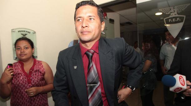 Luis Muentes dio detalles sobre las pruebas a los árbitros y el deseo de que se reanude el balompié local