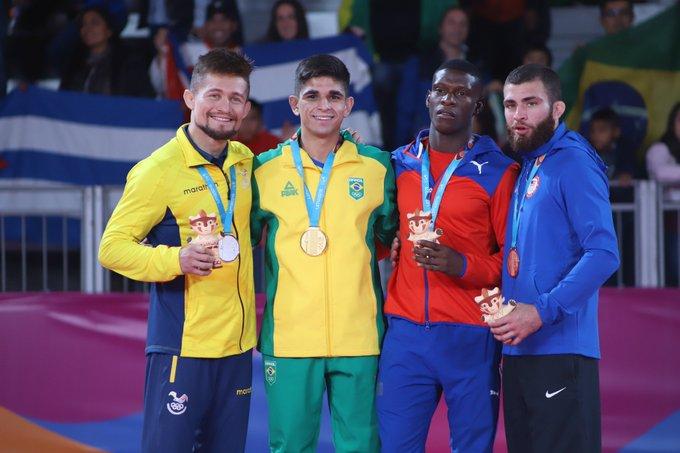 Lenín Preciado es la principal cuota ecuatoriana en el judo para los JJOO